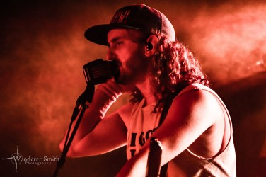 Alestorm @ Gas Monkey Bar n' Grill. Photo by Corey Smith.