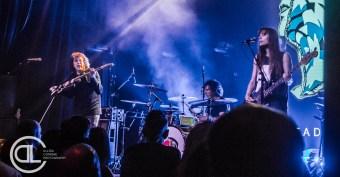 Nightmare Air @ Canton Hall, Dallas, TX. Photo by DeLisa McMurray.