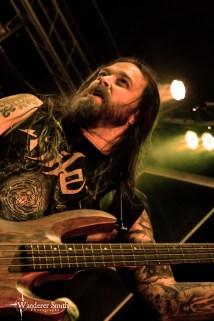 Soulfly @ Gas Monkey Bar n' Grill, Dallas, TX. Photo by Corey Smith.