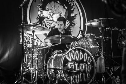 Voodoo Glow Skulls @ House of Blues, Dallas, TX. Photo by Brently Kirksey.