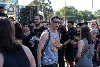 So What?! Music Festival. Photo by Brently Kirksey.