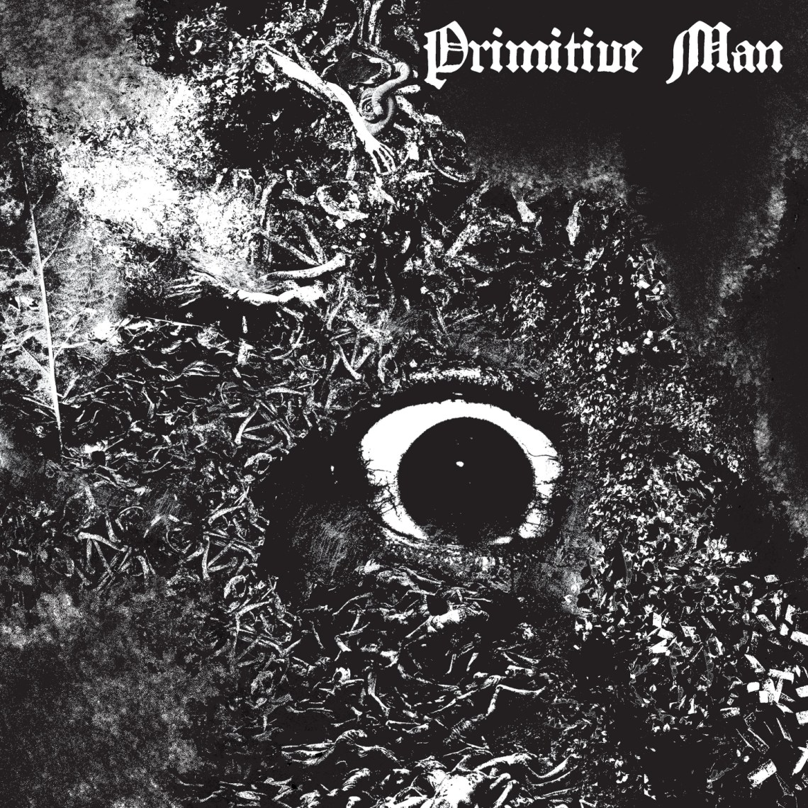 cover Primitive Man - Immersion