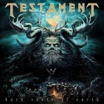 "Testament, ""Dark Roots of Earth."" Artwork by Eliran Kantor"