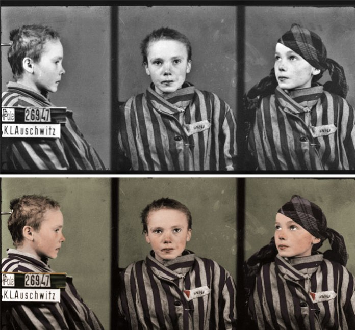 colorized images