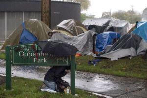 WALLSTAM - Modular homes_Oppenheimer tent city