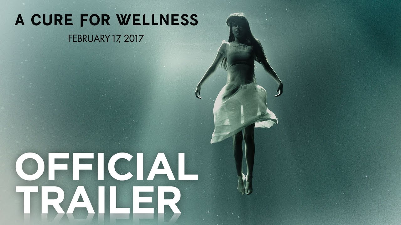 A Cure for Wellness Trailer