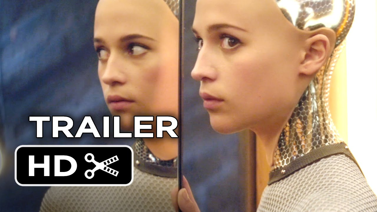 Ex Machina Trailer