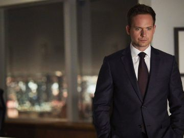 suits - one of the most popular corporate legal shows