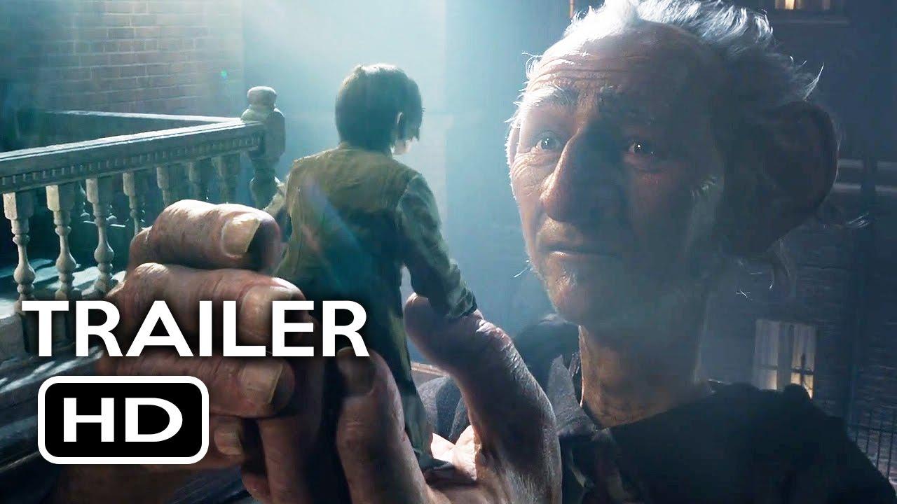 The BFG Trailer