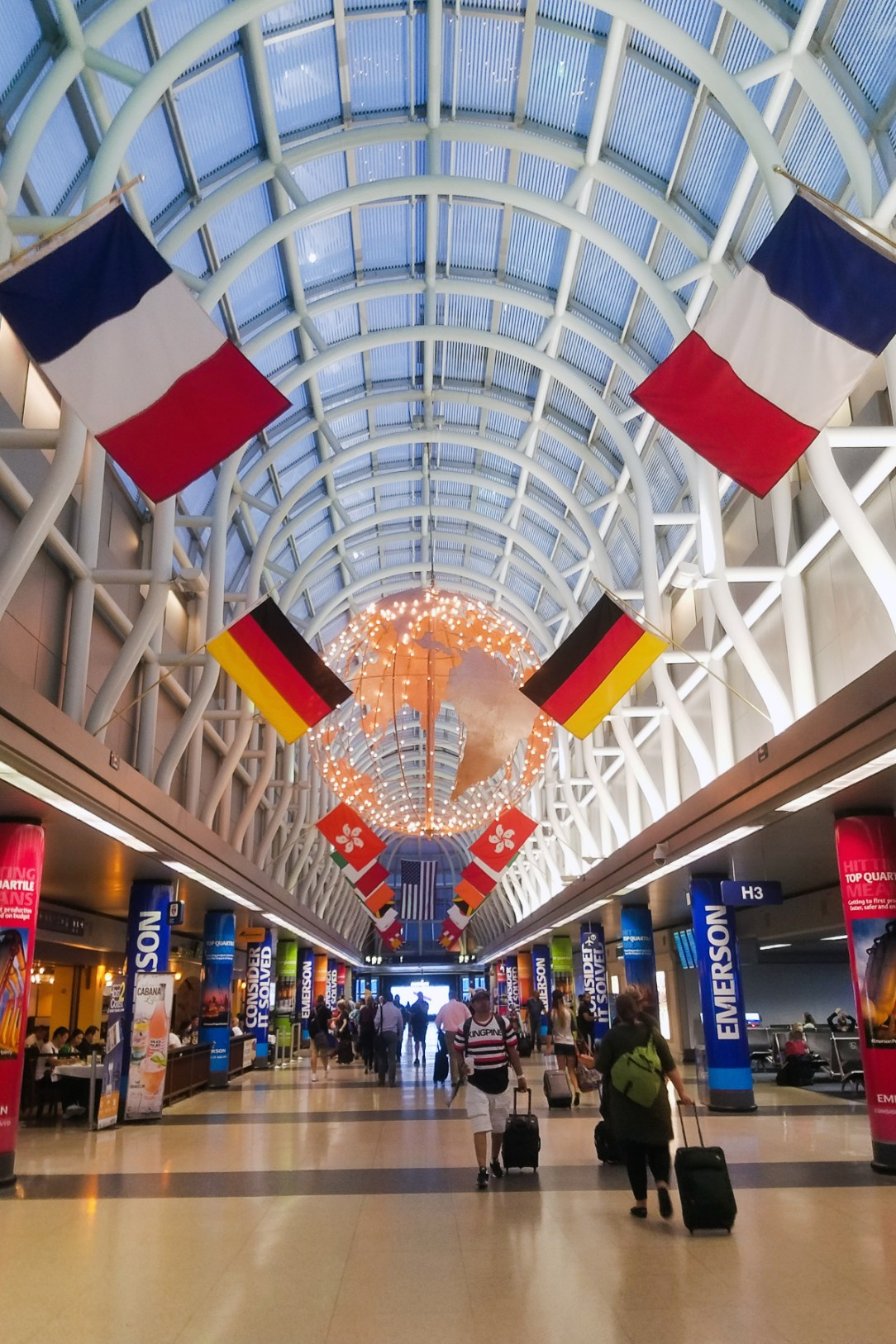Chicago Hall of Flags