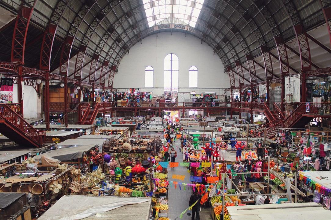 Mercado Hidalgo Guanajuato