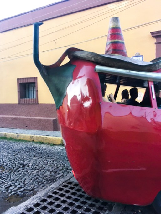 Chili bus