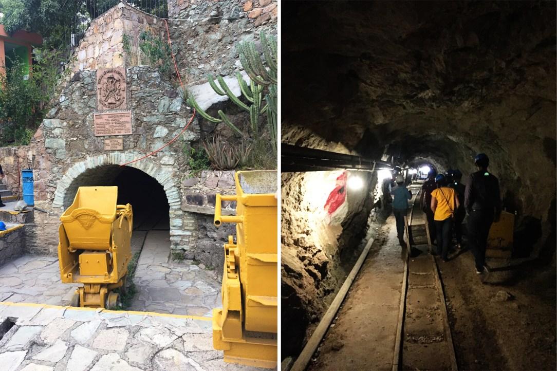 Guanajuato Mine Tour