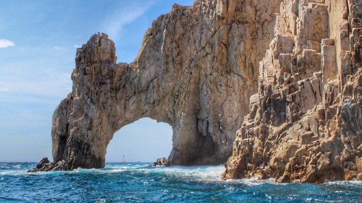 Cabo Natural Arch