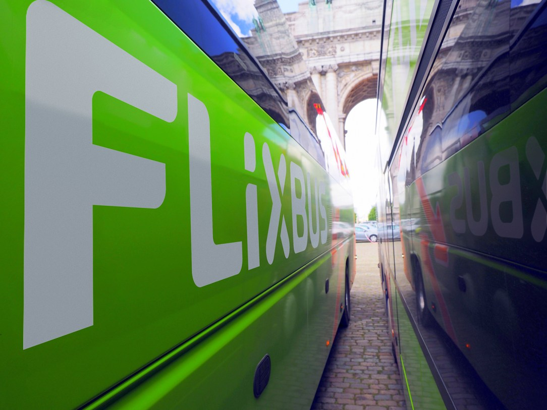 Flixbus - The Green Bus