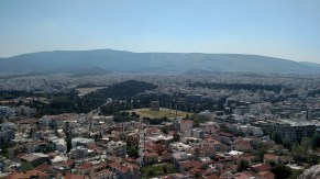 view of Temple of Zeus