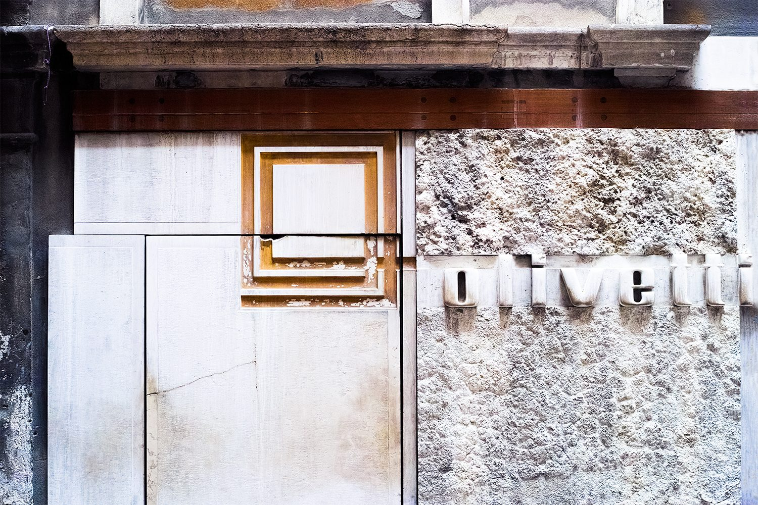 The place : Olivetti showroom by Carlo Scarpa, Venice ...
