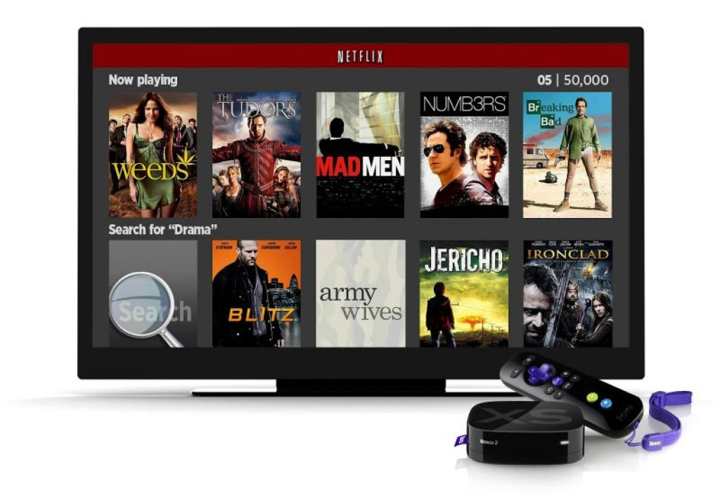 Watch American Netflix on Roku