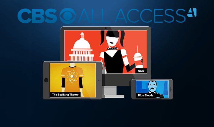 How to Watch CBS All Access outside USA using VPN or DNS