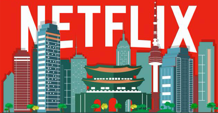 How to Watch American Netflix in Korea Change Region - The