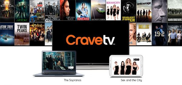 Unblock Watch CraveTV outside Canada with VPN