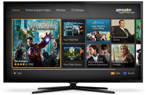 Amazon Video Tv