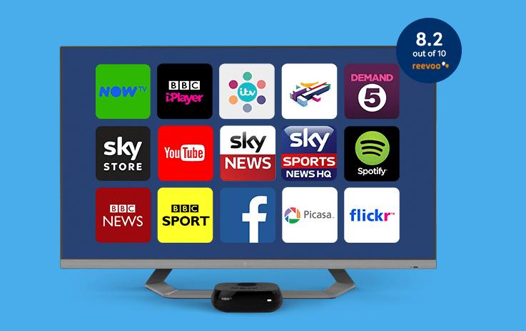 install netflix app on now tv box