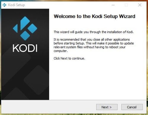 How to Install Kodi on PC Guide