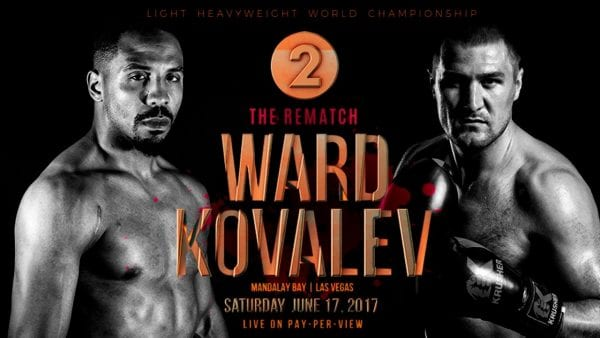 Strea, Ward vs Kovalev 2 on Kodi Free Live