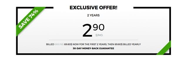 CyberGhost Exclusive Offer