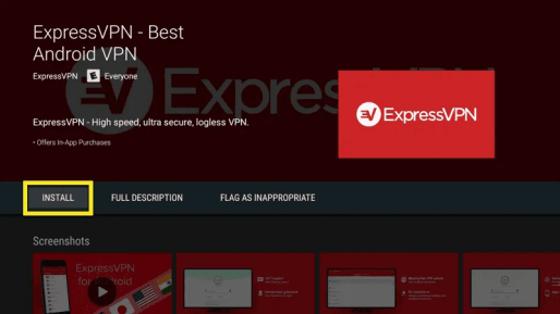 ExpressVPN on NVidia 3