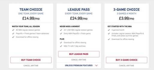 International League Pass