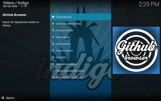 How to Install Kodi Addons with TVAddons Git Browser - The