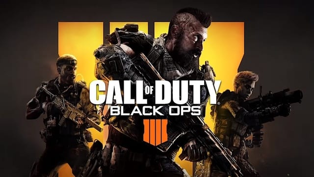 Best VPN for Call of Duty Black Ops 4