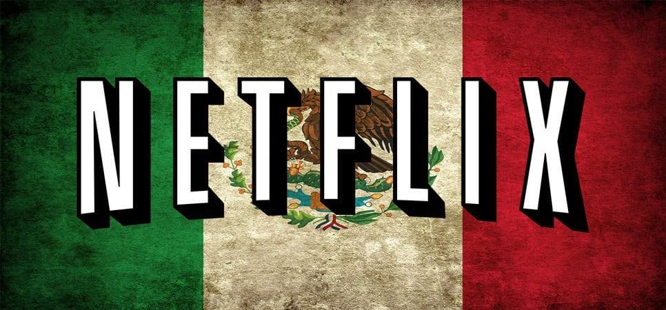 CÓMO VER EL NETFLIX AMERICANO EN MÉXICO