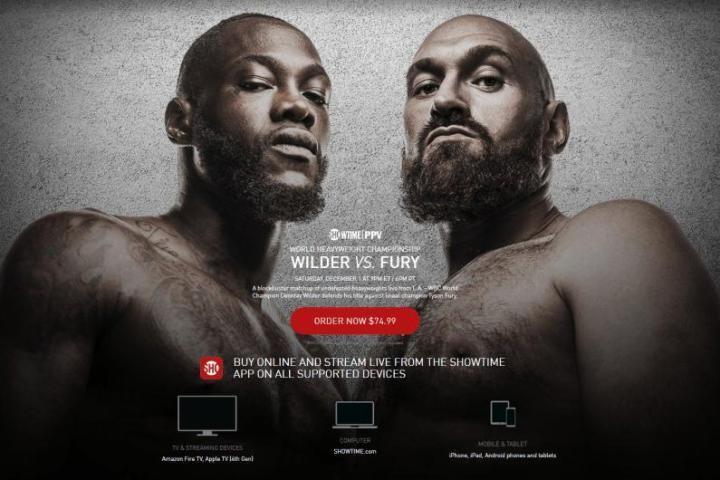 How to Watch Wilder vs Fury on FireStick or Kodi Live