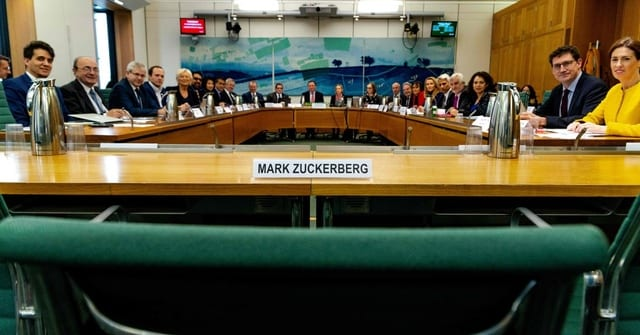 The UK Parliament and Facebook's Confidential Internal Documents