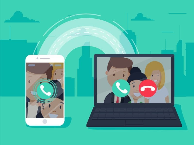 How to Make Video Calls in UAE