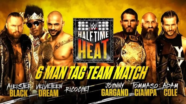 How to Watch WWE Halftime Heat 2019 Live Online