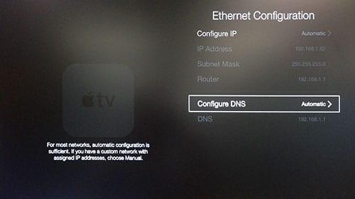 DNS Configure