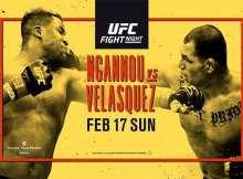 How to Watch UFC on ESPN 1- Velasquez vs. Ngannou Live Online