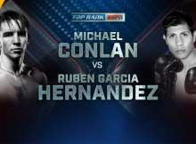 How to Watch Conland vs. Hernandez Live Online