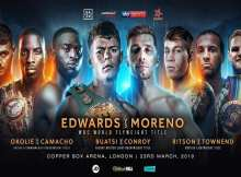 How to Watch Edwards vs. Moreno Live Online