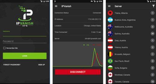 IPVanish App