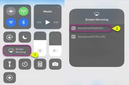 iOS Mirroring