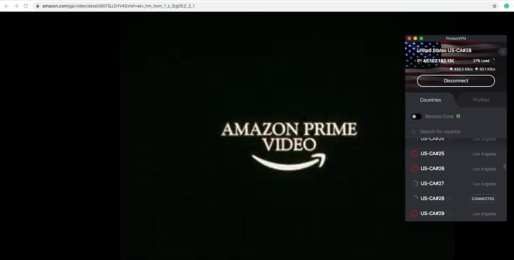 Amazon Prime Proton