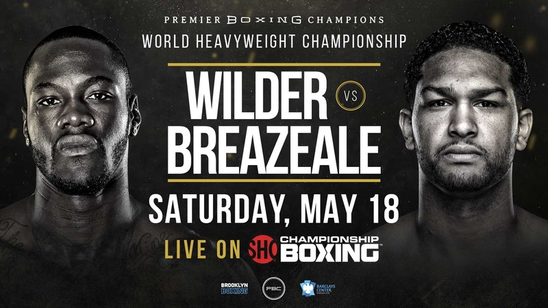 How to Watch Deontay Wilder vs. Dominic Breazeale Live Online
