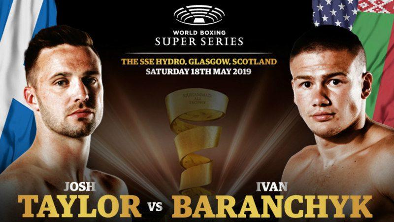 How to Watch Ivan Baranchyk vs. Josh Taylor Live Online