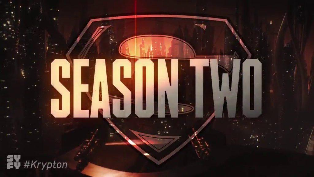 How to Watch Krypton Season 2 Live Online