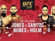How to Watch UFC 239 Live Online